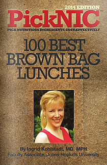 100 Awesome Brown Bag Lunches for Kids
