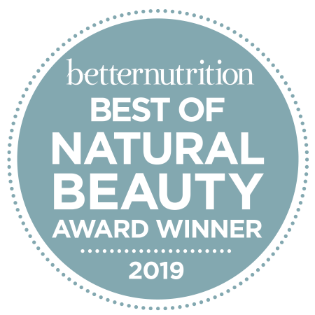 Best of Natural Beauty Award Winner 2019