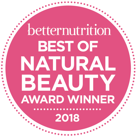 Best of Natural Beauty Award Winner 2018