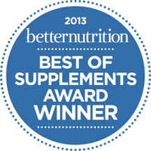 Better Nutrition Best of Supplements Awards