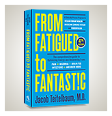 Book: From Fatigued to Fantastic! NEW 4th Edition