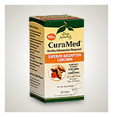 CuraMed® 750 mg (120 Count)