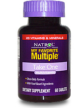Natrol - My Favorite Multiple