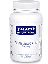 Alpha Lipoic Acid (60 ct)